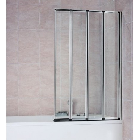 Four Folding Bath Screen