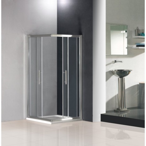 Corner Entry Shower Door 760