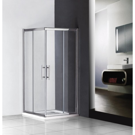Corner Entry Shower Door 900