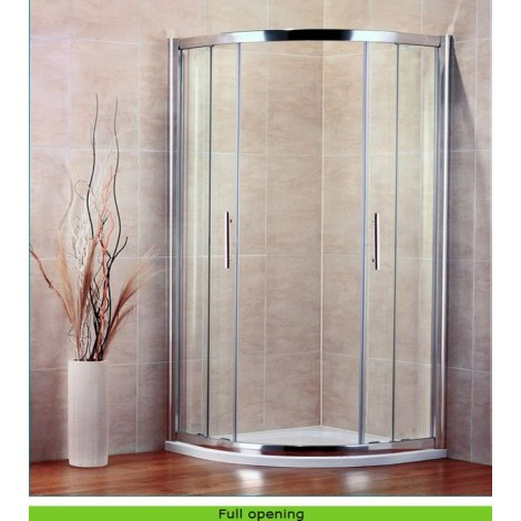 Quadrant Shower Door 1000mm